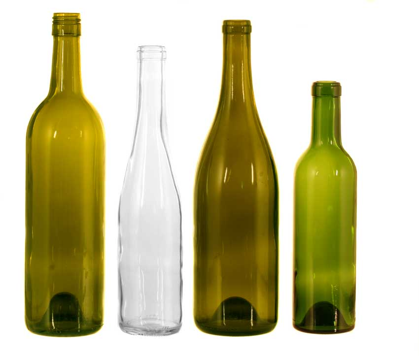 Recycle LI Wine Bottles At Jamesport Vineyards