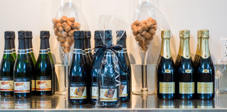 Sparkling Pointe Wines
