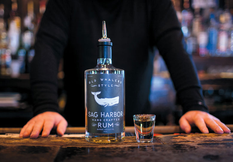 Sag Harbor Rum • photo by Lindsay Morris