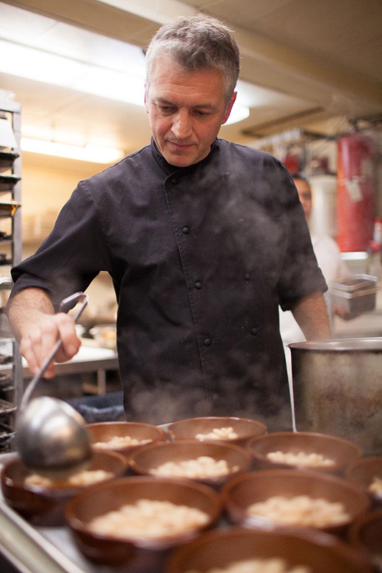 chef Christian Mir