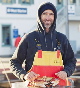 dock to dish fisherman
