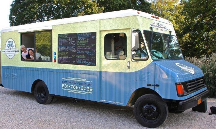 north fork food truck  courtesy