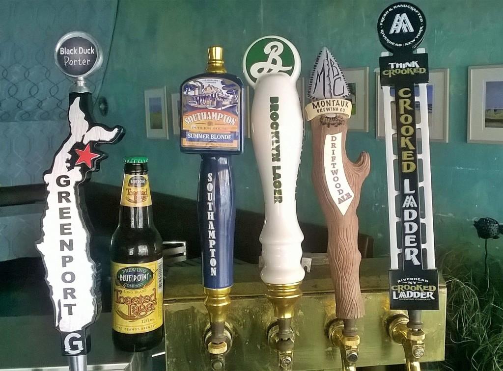fishbar taps beer