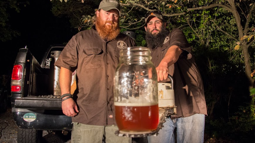 long beard brewing beer loves company