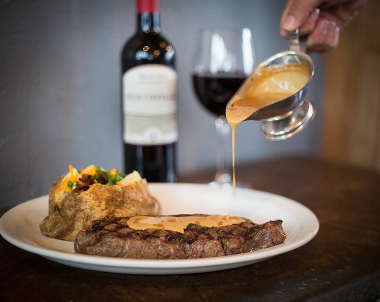 Cowfish steak martha clara
