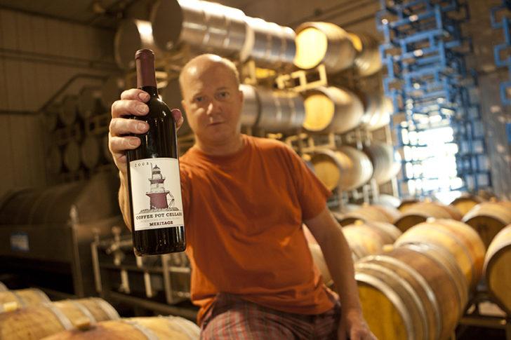 wine adam suprenant coffee pot cellars