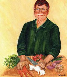 poetry of cooking john ross