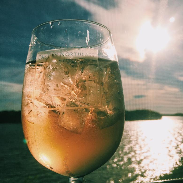 Chambord Cocktails Hamptons