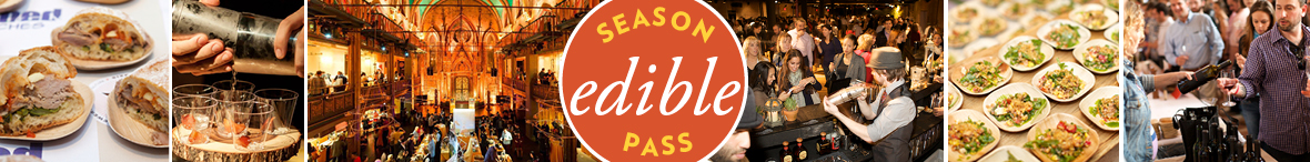 Edible Season Pass