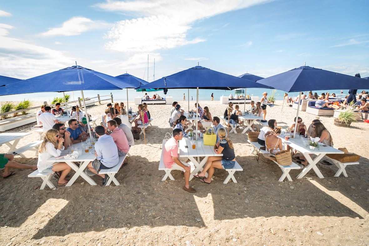 Get Pumped Here S What New At Navy Beach In Montauk This Year