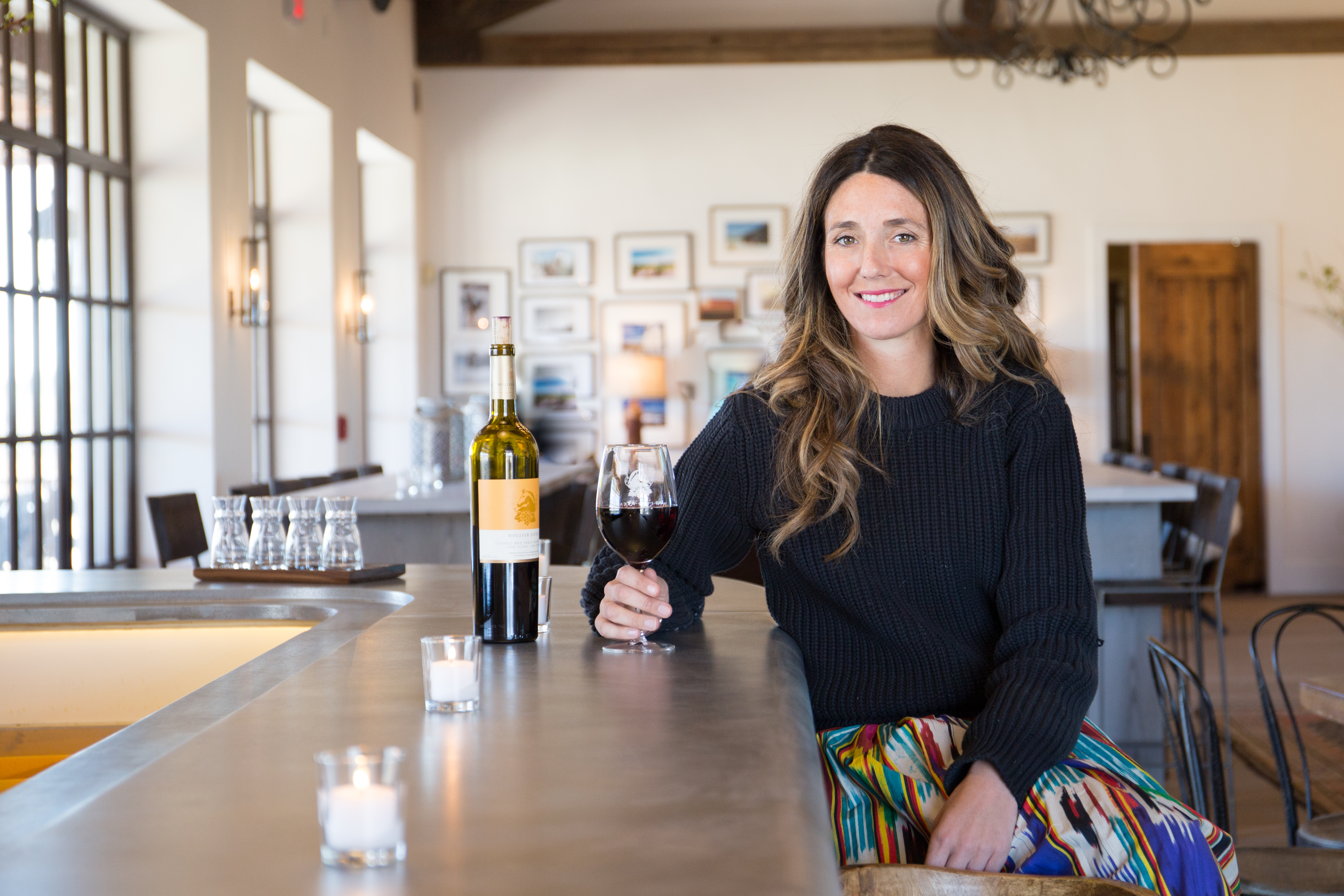 Wölffer Unveils Revamped Tasting Room After 20 Years