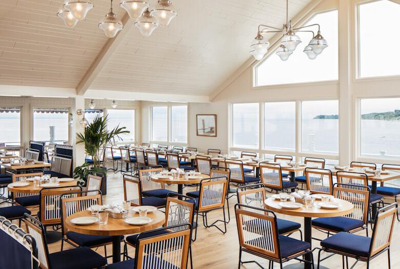 Galen Zamarra's New Restaurant Makes a Splash in a Transformed North Fork La