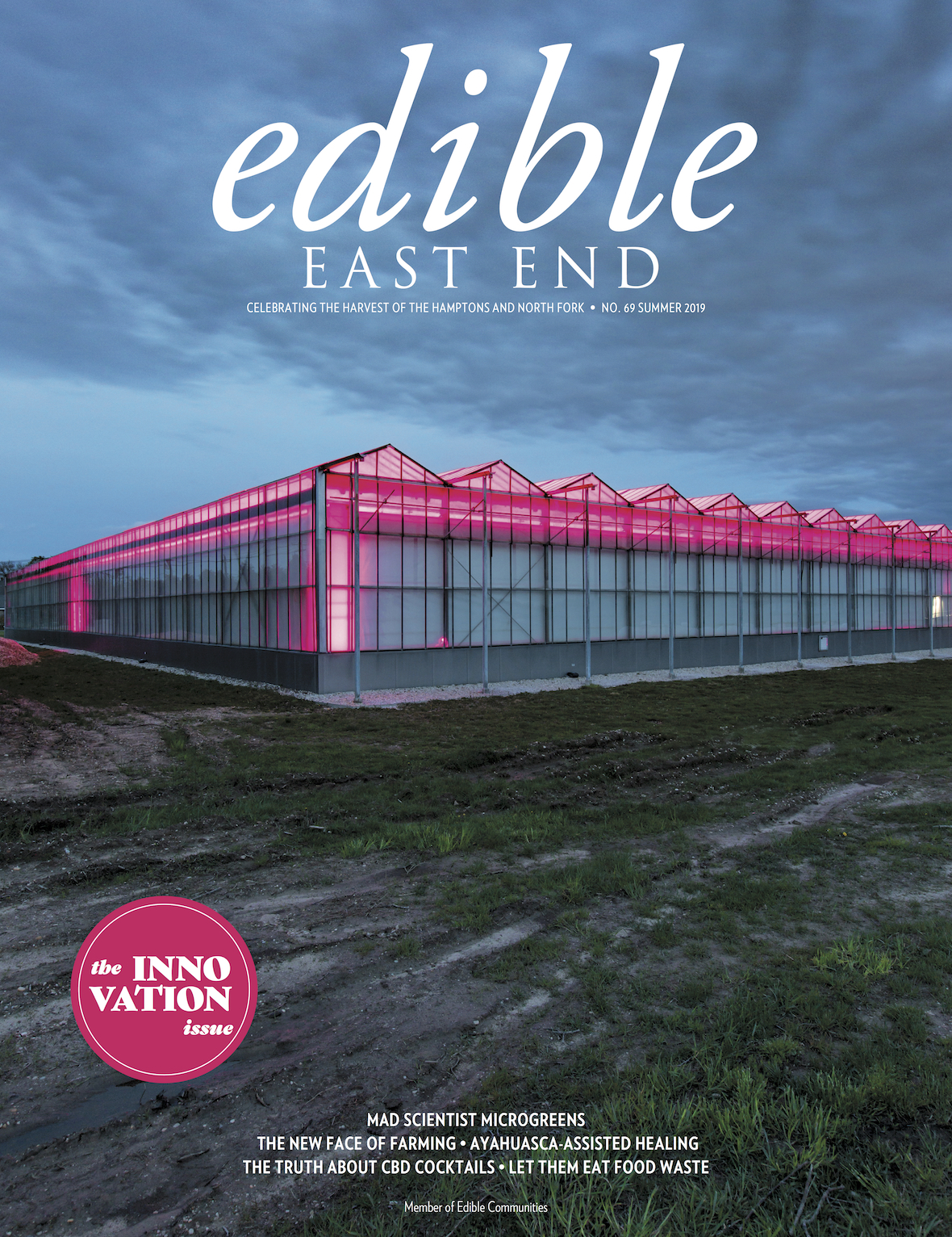 innovation issue 2019 edible east end