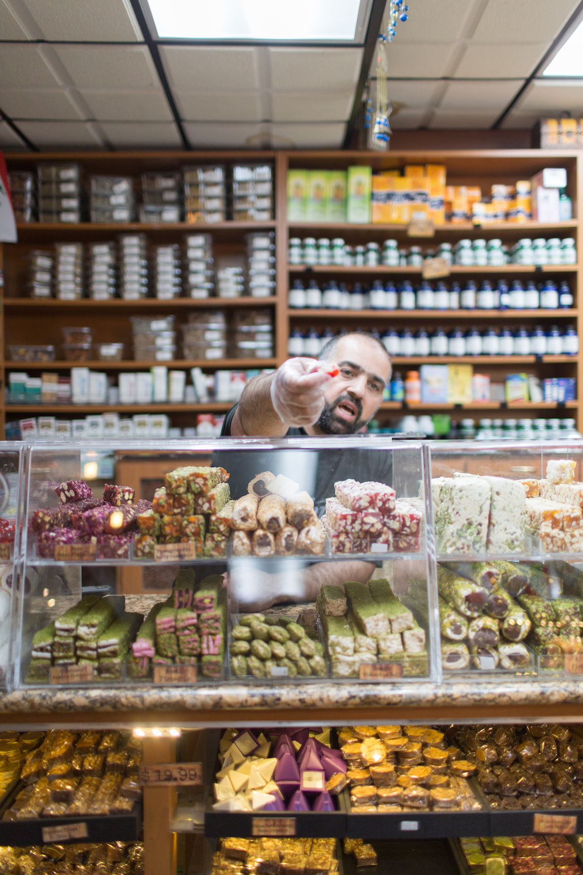 arab cuisine dearborn detroit michigan