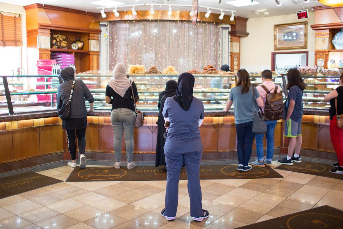 arab bakery detroit