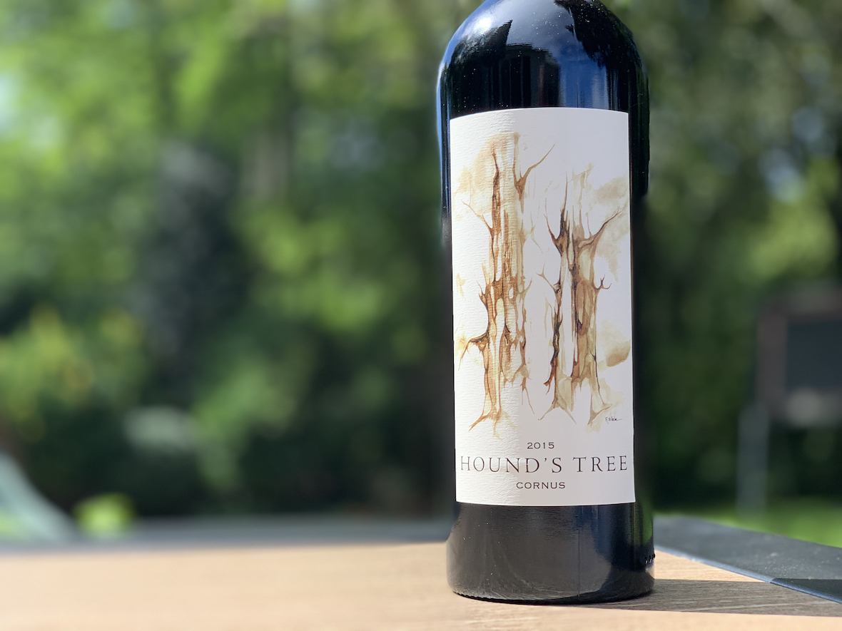 Hound's Tree wine