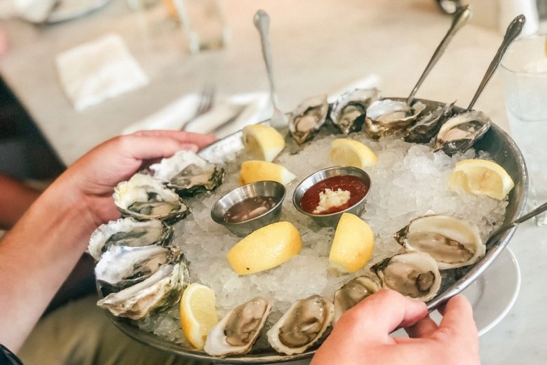 the tackle box southampton oysters