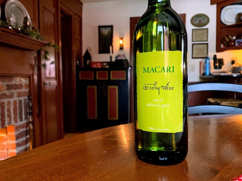Macari early wine
